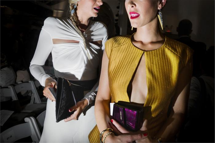Модное шоу Altuzarra. Нью-Йорк, весна 2013 г. Автор фото: Dina Litovsky.
