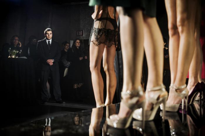 Неделя моды в Нью-Йорке, весна 2014 г. Автор фото: Dina Litovsky.