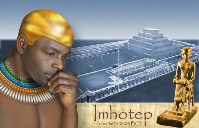 Имхотеп. \ Фото: blogspot.com.