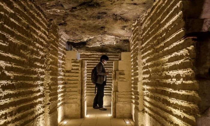 Пирамида Джосера вновь распахнула свои двери для туристов. \ Фото: oglobo.globo.com.