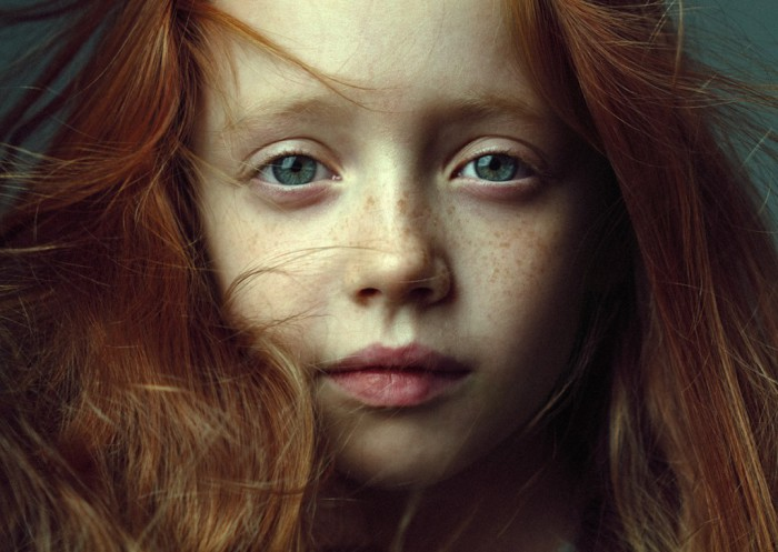 Портретные работы Дмитрия Агеева (Dmitry Ageev).