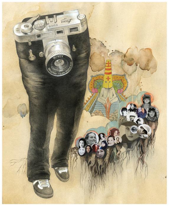 Журналист. Автор: Дмитрий Лигай.