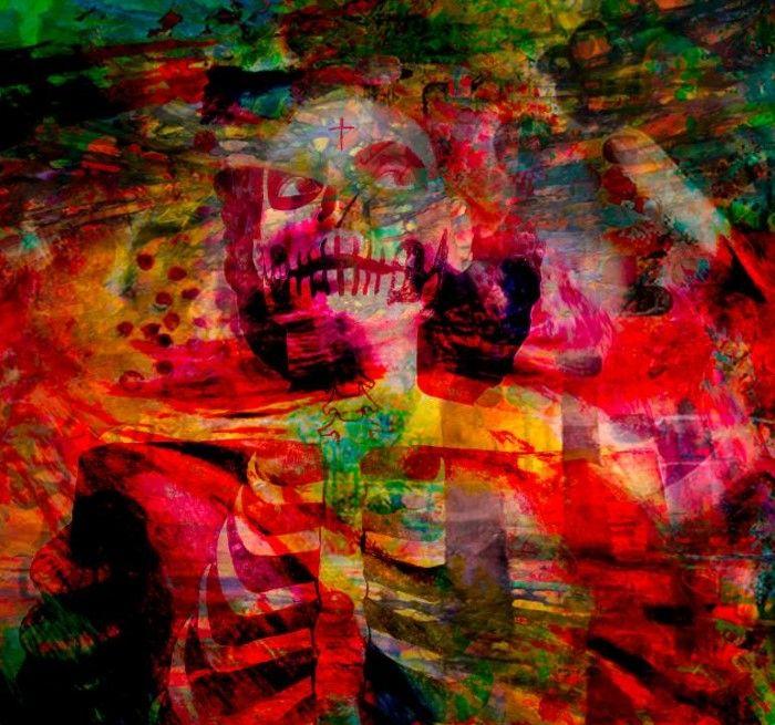 День мёртвых. Автор: Don Van Amerongen.