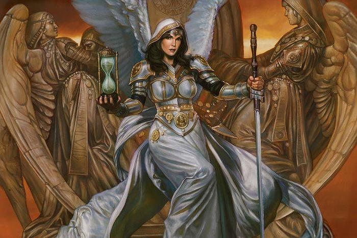 Немезида - богиня возмездия. \ Фото: vk.com.
