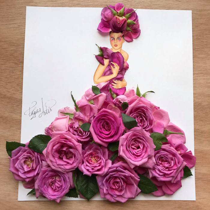 Розы. Автор: Edgar Artis.