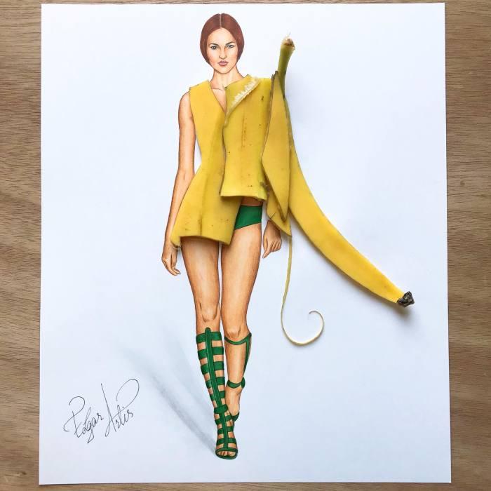 Банановый стиль. Автор: Edgar Artis.