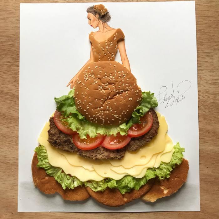 Чисбургер. Автор: Edgar Artis.