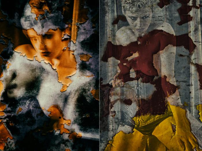 Харизматичные фотоиллюстрации в стиле «НЮ».  Автор работ: Эдмонд Тхоменн (Edmond Thommen).