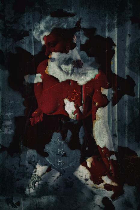 Иллюзорные образы, рождённые фантазией Эдмонда Тхоменна (Edmond Thommen).