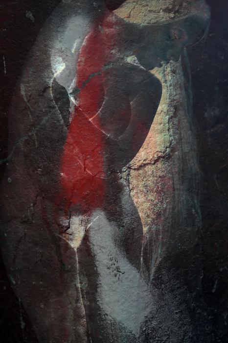 Едва заметные силуэты в работах Эдмонда Тхоменна (Edmond Thommen).