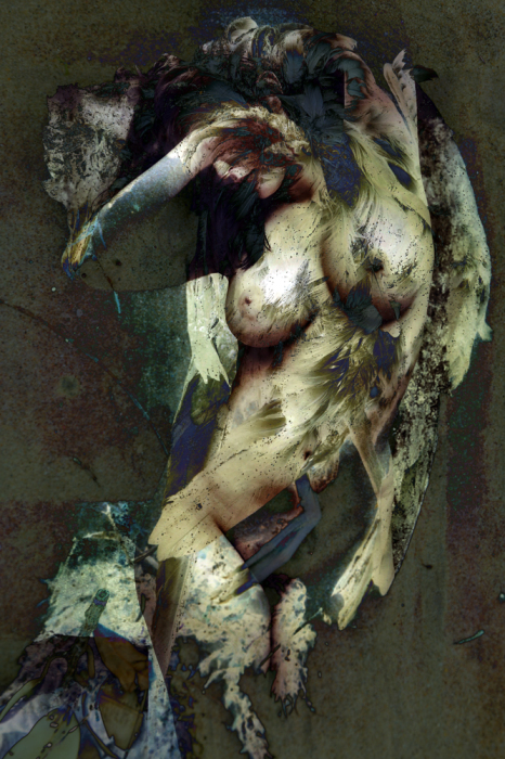 Фото-арт в стиле Ню. Автор работ: Эдмонд Тхоменн (Edmond Thommen).