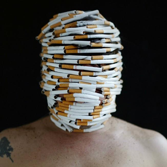 Минздрав предупреждает: Курение вредит вашему здоровью. Автор фото: Эду Монтейро (Edu Monteiro).