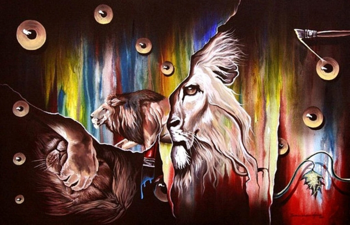 Львиное око. Автор: Eduardo Urbano Merino.