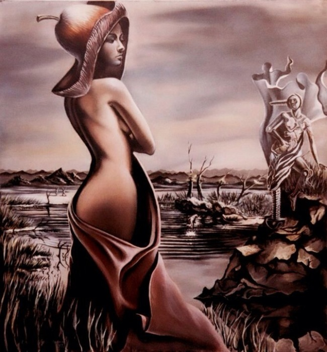 Любовь. Автор: Eduardo Urbano Merino.