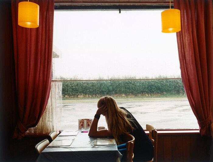 Работа Ханны Старки, 1998 год. \ Фото: staycoolmom.net.