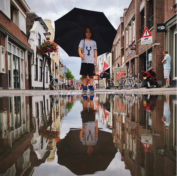 После дождя. Автор фото: Ээлко Рус (Eelco Roos).