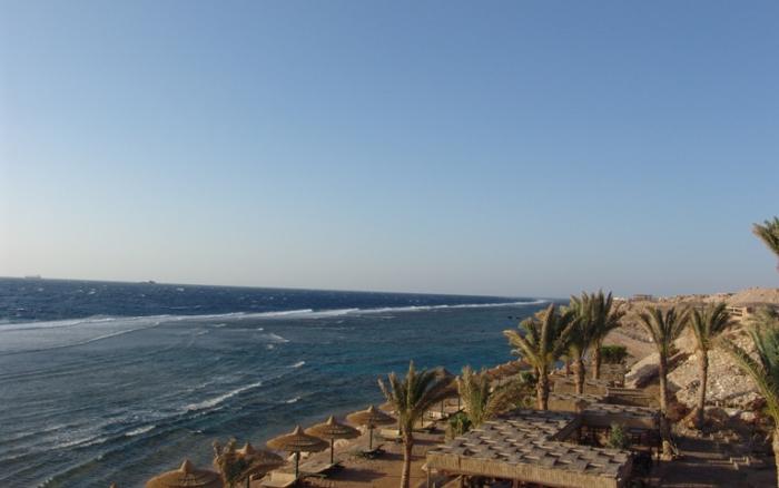 Красное море. Египет. Шарм-эль-Шейх.