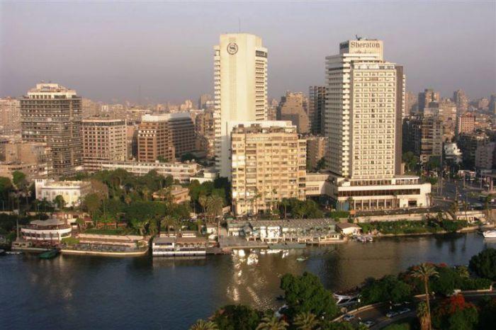 Современный Каир. Египет.