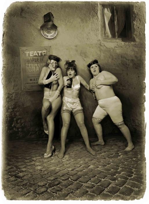 Глава 14. Слава петуху!  «Мастер и Маргарита». Фотоиллюстрации Елены Мартынюк.