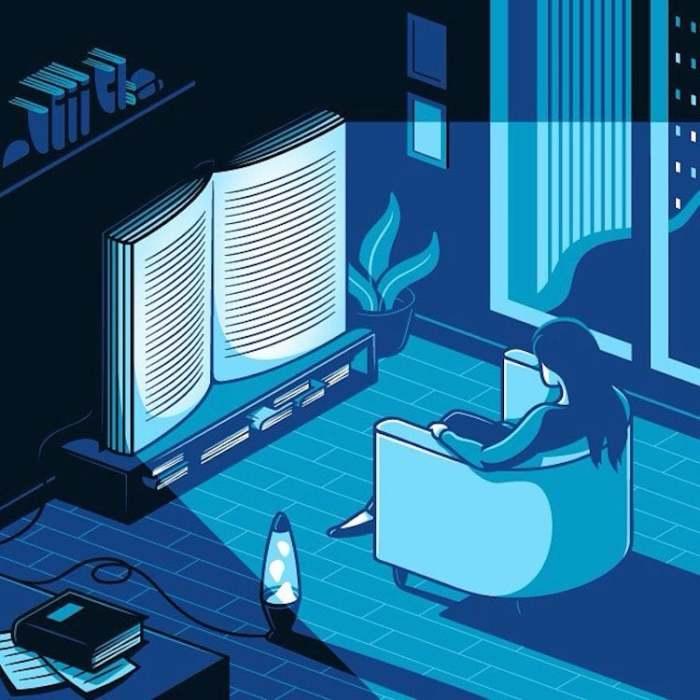 Читайте больше книг. Автор: Elia Colombo.