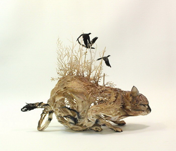 Автор скульптуры: Эллен Джеветт (Ellen Jewett).
