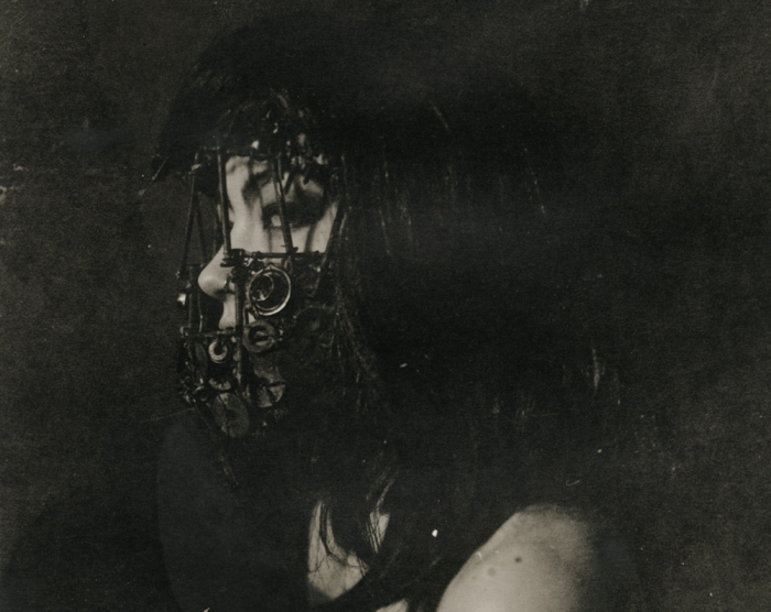 Призрачные аналоговые фотографии Эллен Роджерс (Ellen Rogers).