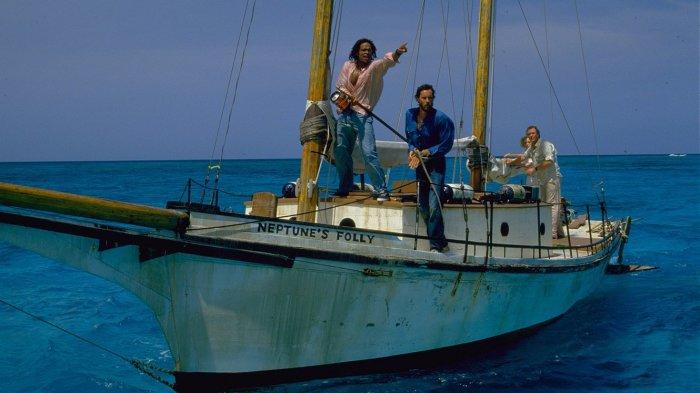 Кадр из фильма: Челюсти 4. \ Фото: imdb.com.