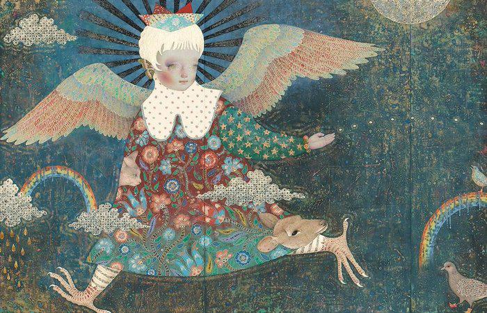 Недетские сказки. Автор: Emi Adachi.