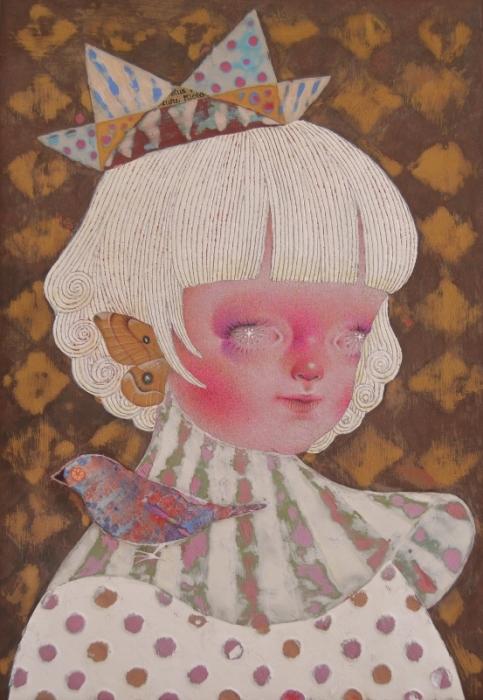 Маленькая принцесса. Автор: Emi Adachi.