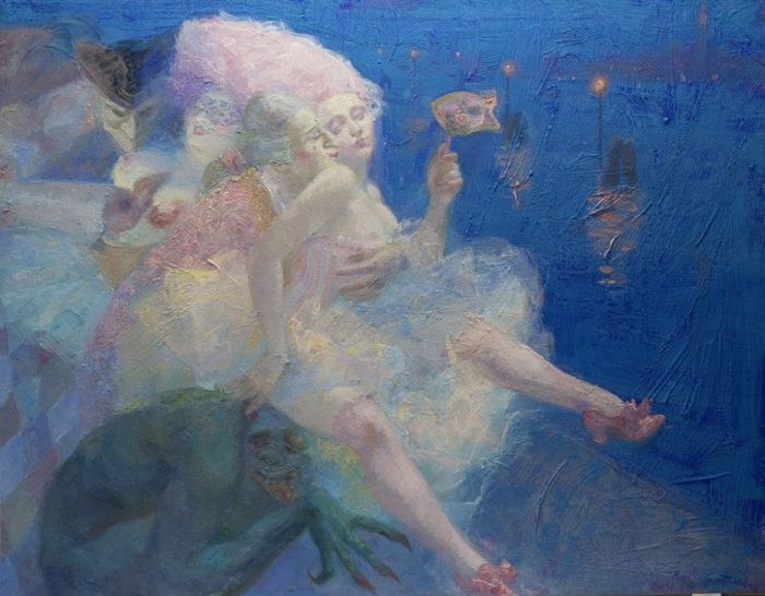 Многогранные работы Эмилии Кастанеды Мартинес (Emilia Castaneda Martinez).