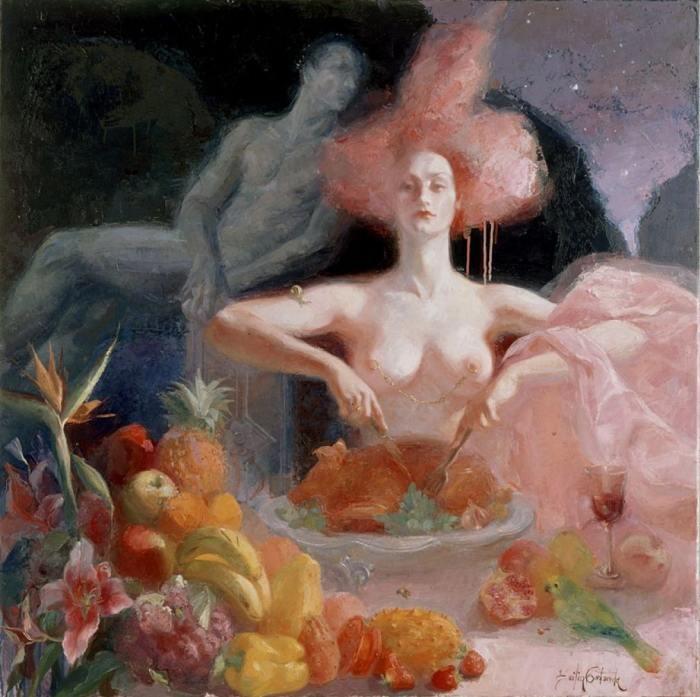 Картины современного художника Эмилии Кастанеды Мартинес (Emilia Castaneda Martinez).