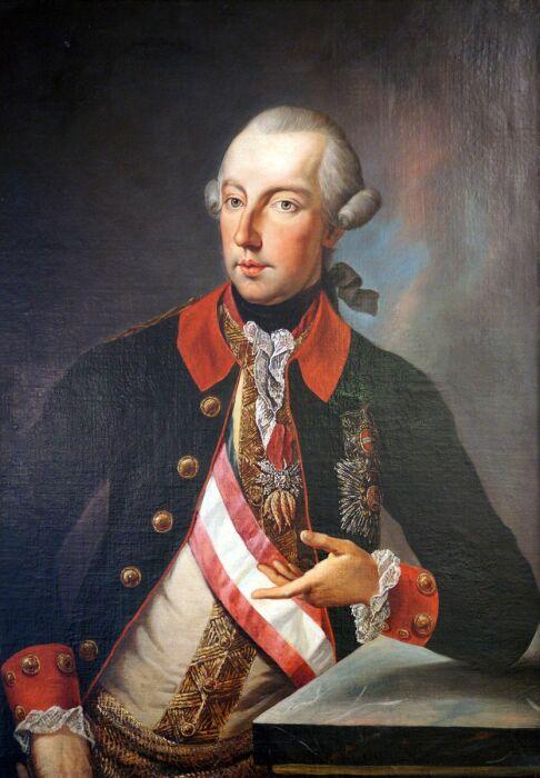 Император Священной Римской империи Иосиф II, около 1780 года. \ Фото: pinterest.ru.
