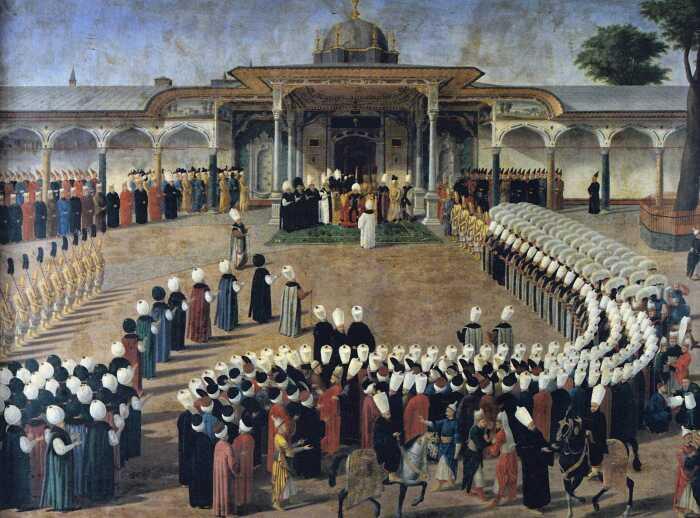 Османская элита. \ Фото: tenvir.org.