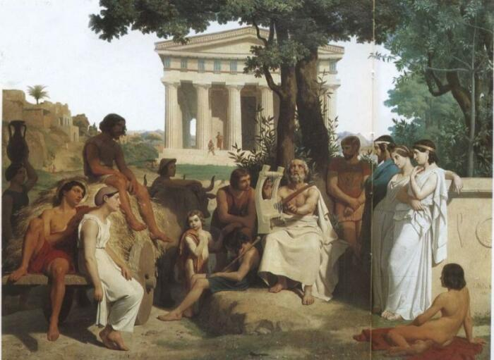 Философия Эпикура. \ Фото: livejournal.com.