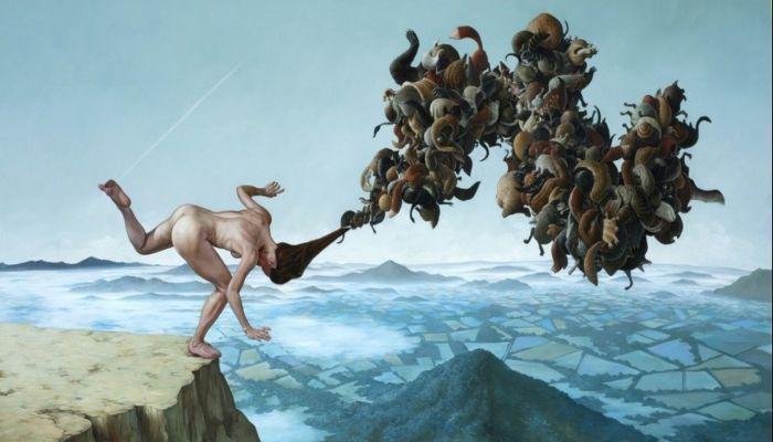 У моря. Автор: Erik Thor Sandberg.