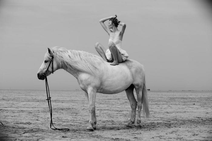 Высокохудожественные снимки Эстер Хаазе.