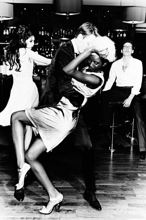 Дикие танцы. Автор: Esther Haase.