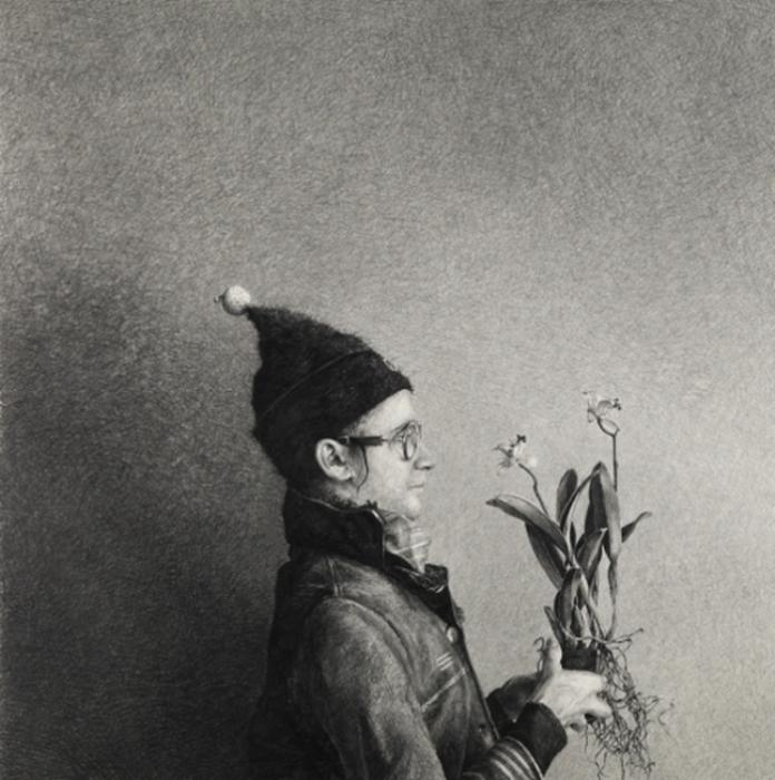 Садовник. Монохромные работы Итана Мурроу (Ethan Murrow).