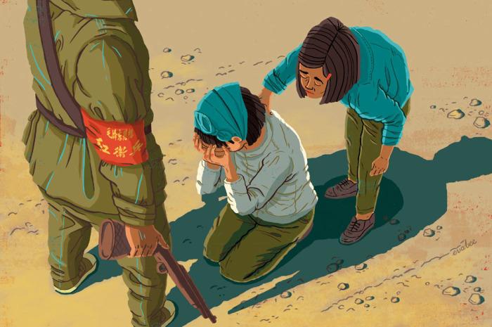 Преступление и наказание. Автор: Eva Bee.
