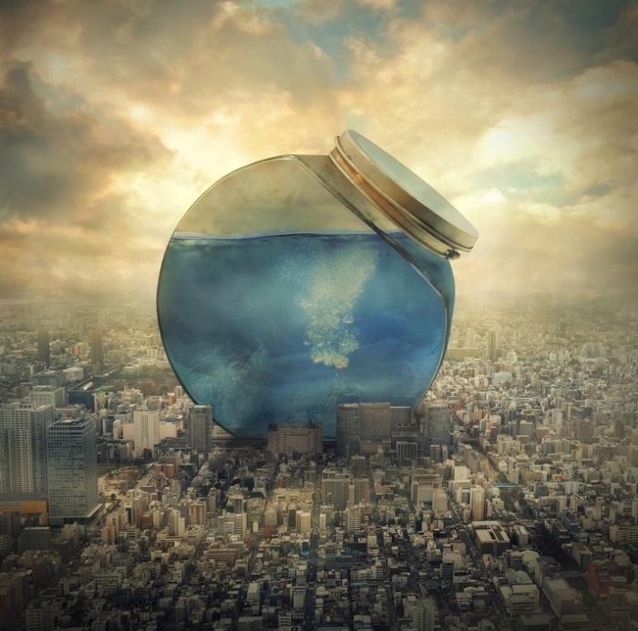 Вода. Автор: Even Liu.
