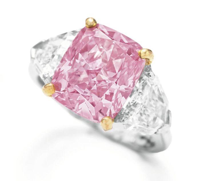 Розовая мечта каждой девушки. \ Фото: pinterest.com.