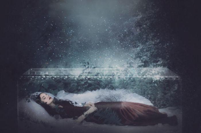 Спящая красавица. Автор: Ezo Oneir.
