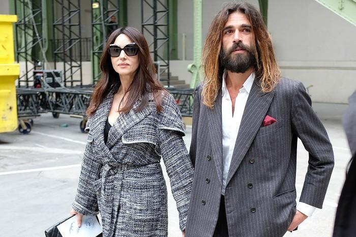 Николас Лефевр и Моника Беллуччи. \ Фото: crimea.kp.ru.