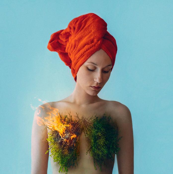 Необычное творчество Флоры Борси (Flora Borsi).