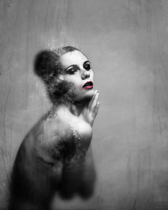 Необычные женские образы в работах Фабио Сельватичи (Fabio Selvatici).