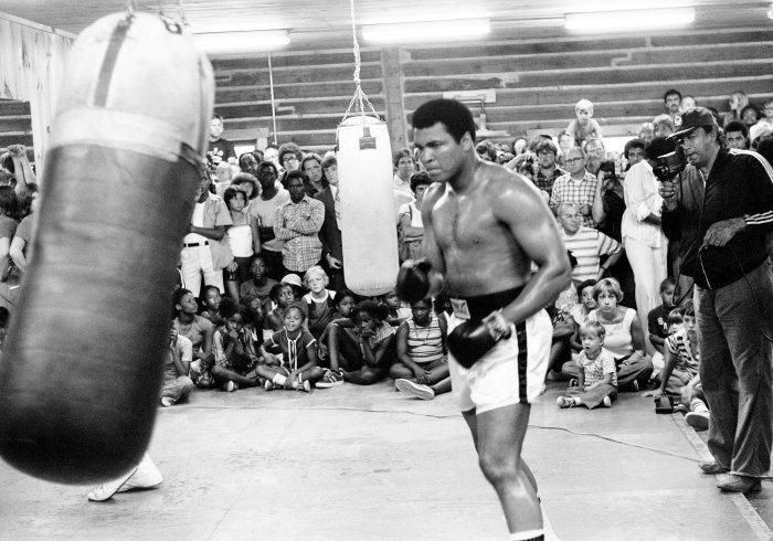 Легендарный Мухаммед Али. \ Фото: sport-express.ru.