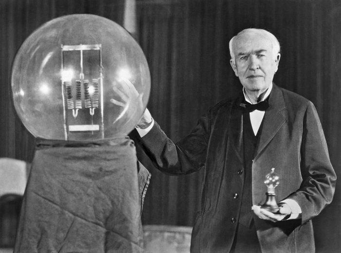Великий изобретатель Томас Эдисон. \ Фото: pbs.org.