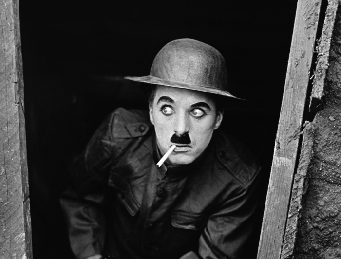 Легендарный комик и актёр немого кино. \ Фото: wall.alphacoders.com