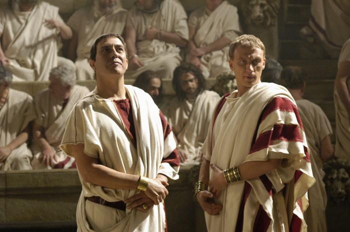 Кадр из сериала Рим.