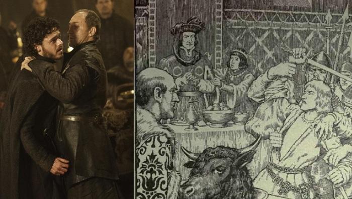 Красная Свадьба основана на реальных исторических событиях.